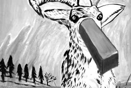 27-ciervo-y-mercurio-blackwhite